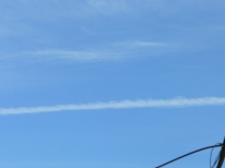 Chemtrail Fans out